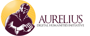 Aurelius Digital Humanities Initiative logo