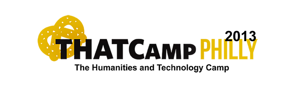 ThatCAMP Philly 2013 Logo