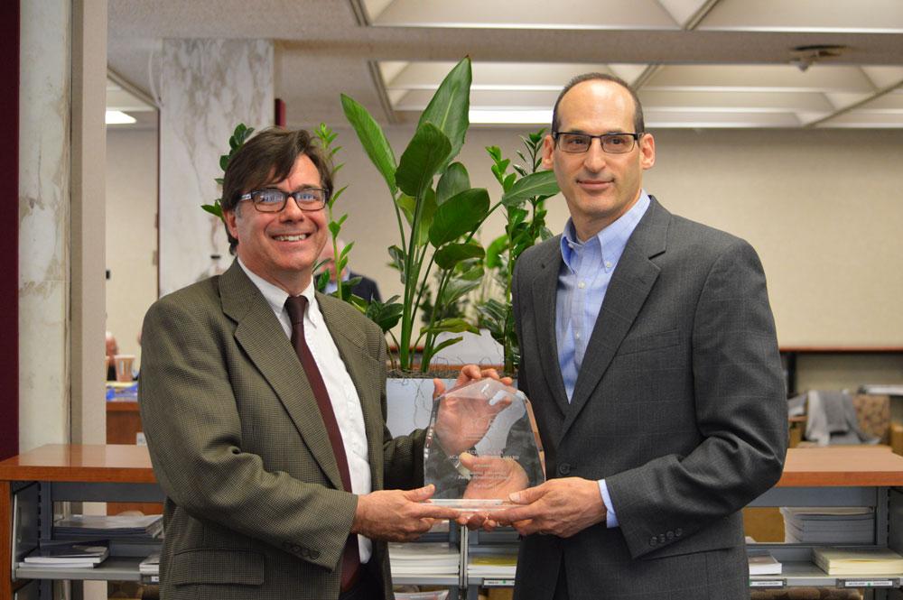 Joe---ACRL-Award