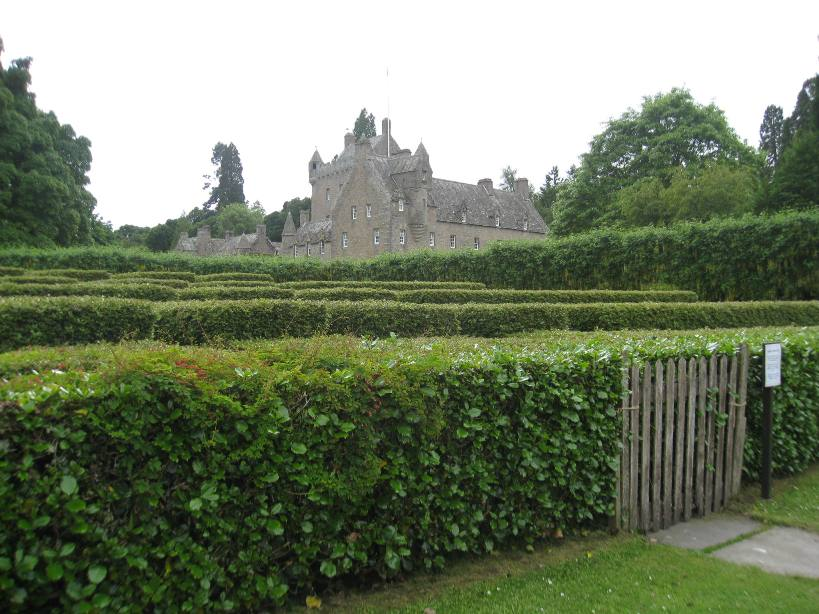Laura Hutelmyer, photography coordinator for the Communication and Service Promotion Team and special acquisitions coordinator in Resource Management, visited Cawdor Castle in Scotland.
