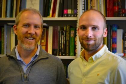Joseph Lennon, PhD and Ciarán Ó Braonáin