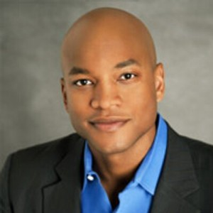Wes Moore, author of The Other Wes Moore
