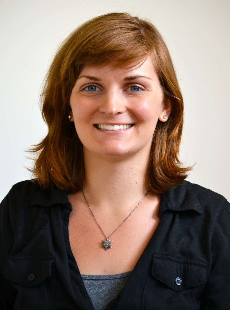 Michelle Callaghan, Graduate Assistant, Communication and Servic