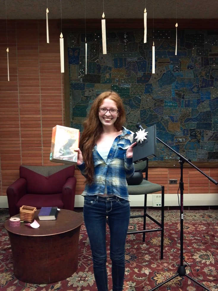Winner of the Sorcerers' Semester marathon reading prize!