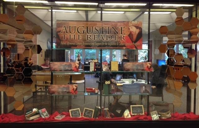 Fall brought a new ACS display, a collaboration between First Year Experience Librarian Robert LeBlanc and ACS program faculty mentor Gregory Hoskins, PhD