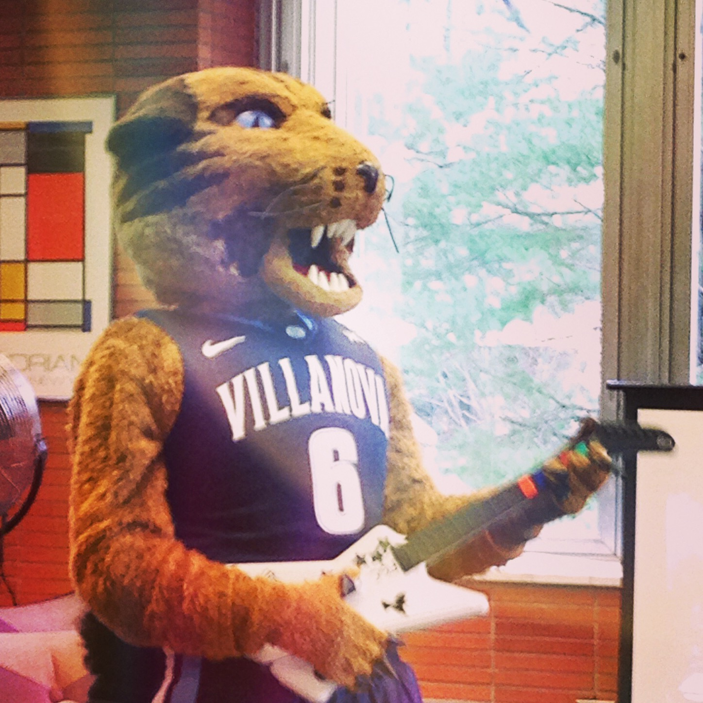 "As 2014 rocks on into 2015, we want to thank all of the Villanova Community for a wonderful year. As Edith Lovejoy Pierce once said, ""the book is called Opportunity and its first chapter is New Year's Day."""