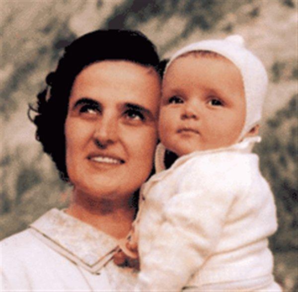 Saint Gianna Beretta Molla (1922-1962)