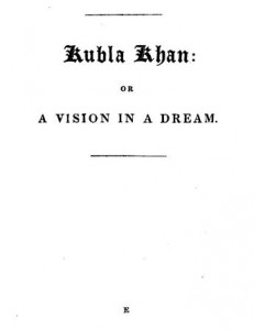 Kubla_Khan_titlepage