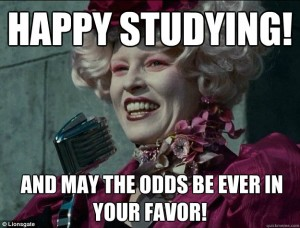 Hunger Games midterms