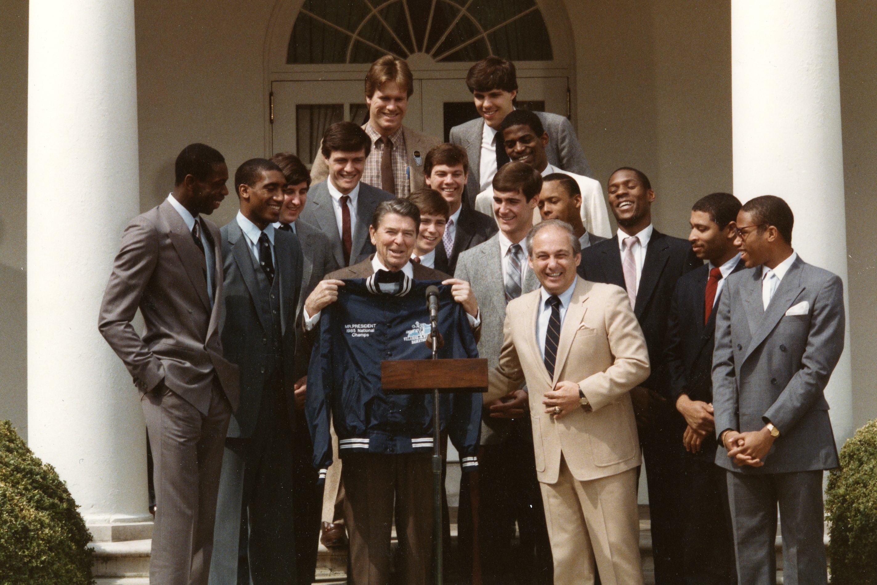 1985 Big East Champions