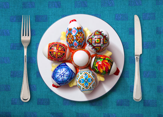 easter-plate