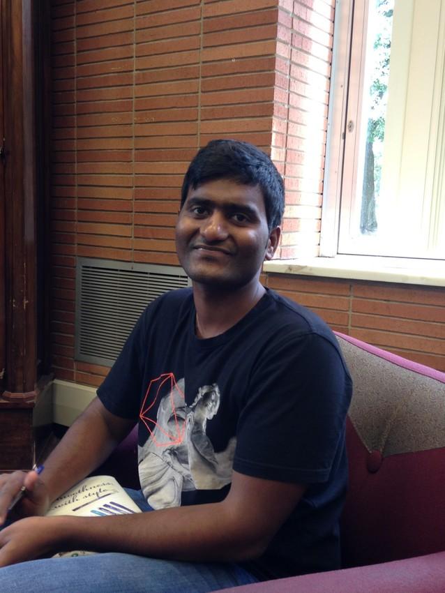 CC 2015-06-17 - #1 Black Shirt - Pradeep Kumar Reddy Musku-scr