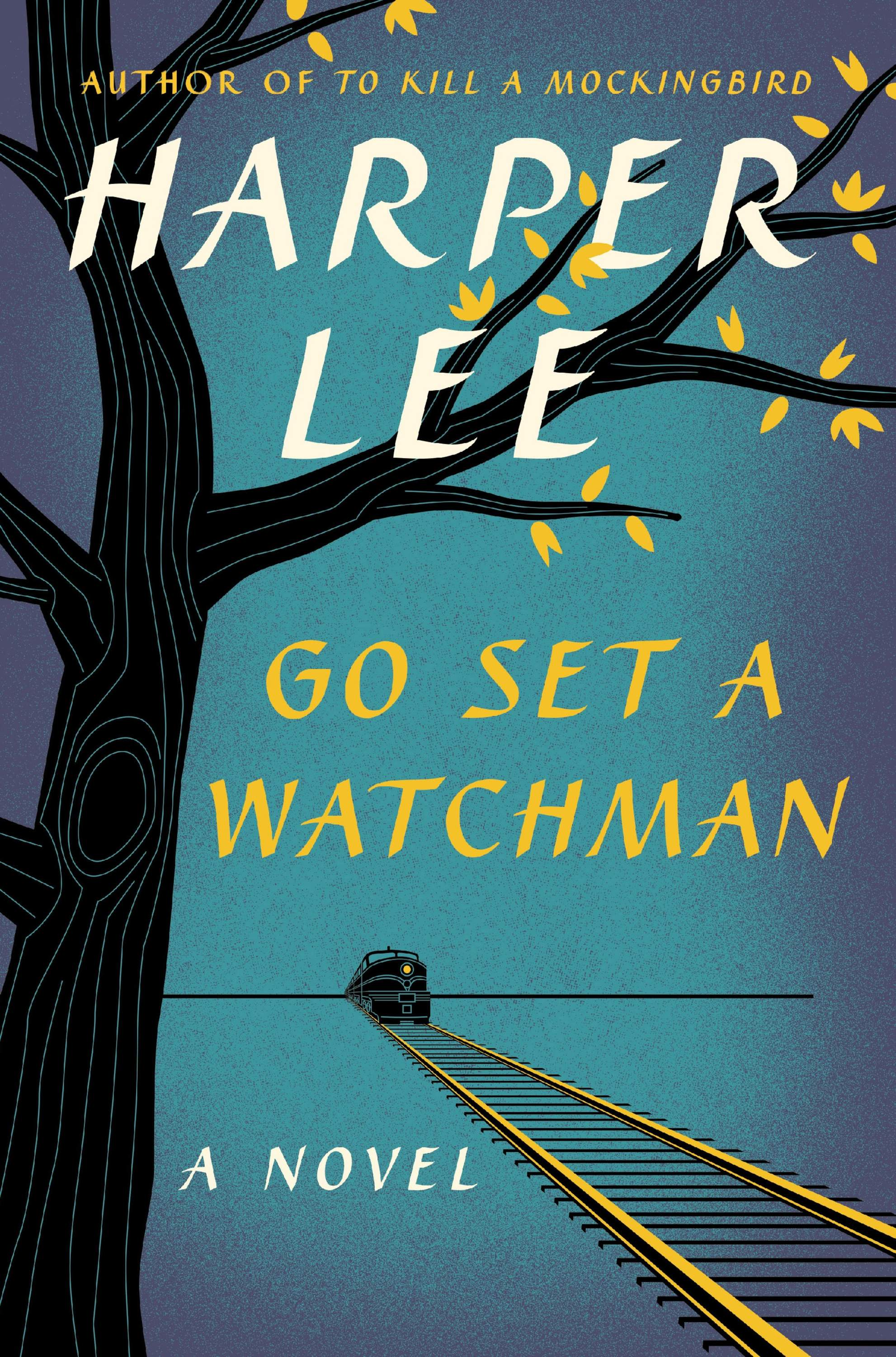 Go Set a Watchman - cover