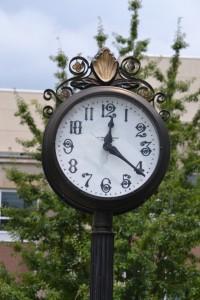 hauck clock