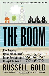 Boom fracking book cover