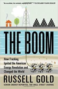 Boom fracking book cover