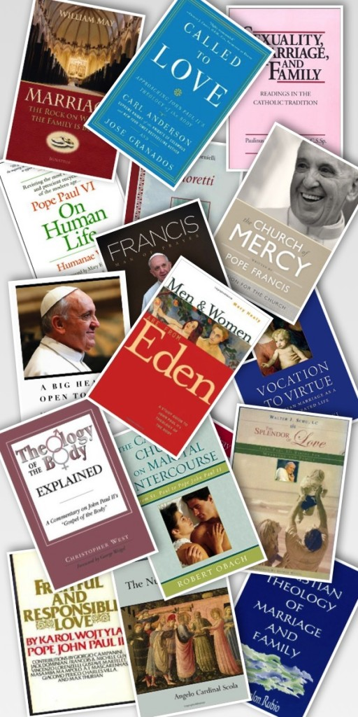 pope books