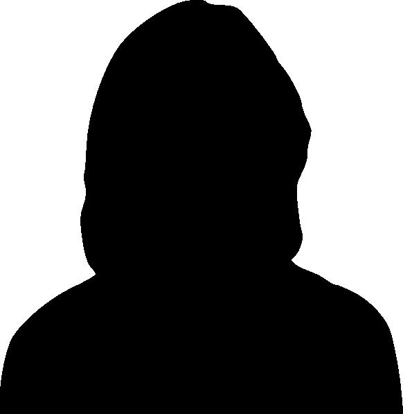 silhouette - female