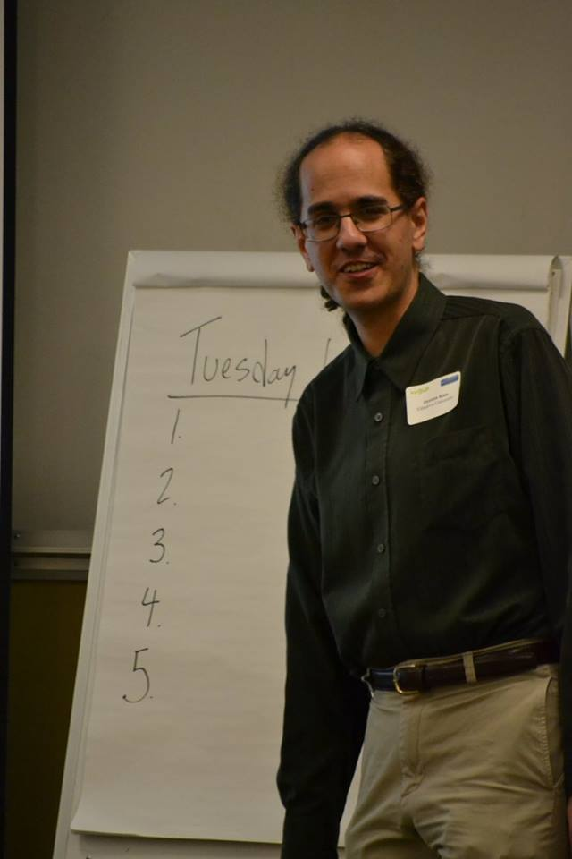 Demian Katz took notes at the 2015 VuFind Summit.