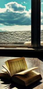 FL - fourth-floor window
