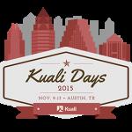 Kuali Days