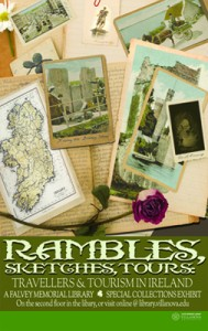 Rambles exhibit poster