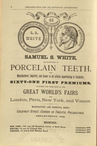 Porcelain Teeth