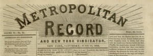 Metropolitan Record