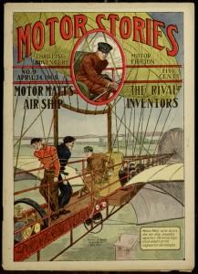 motor matt airship