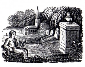 Reading in the Graveyard