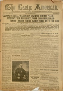 The Gaelic American - Vol. XV, No. 50, December 14, 1918.