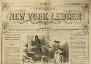 The New York Ledger, v. XIII, no. 45, January 16, 1858.