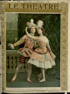 Le Théatre, Mai-I, 1909, no. 249.