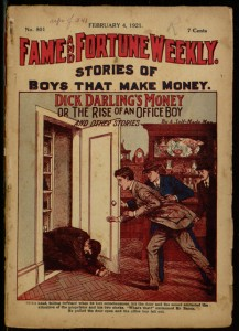Fame and Fortune Weekly, no. 801