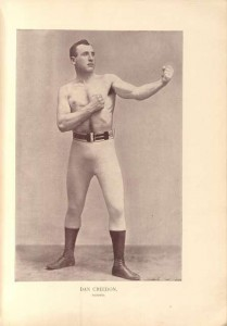Dan Creedon, Portrait gallery of pugilists of America and their contemporaries.
