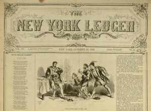 The New York Ledger, v. XIV, no. 33, October 23, 1858.