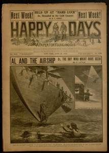 Happy days : a paper for young and old, v. XLII, no. 1080, June 26, 1915