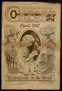Front cover, Comfort, v. XXIX, no. 6, April 1917