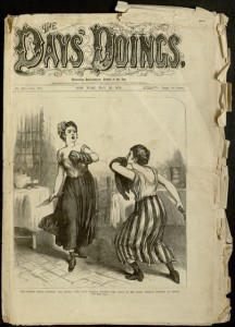 The Days' doings, v. XII, no. 313, May 23, 1874.