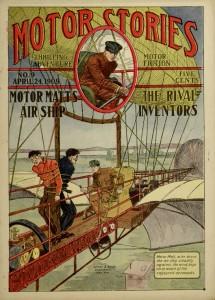 Motor Matt's Air Ship