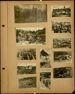 Page 9, recto, Photographic Album of Beatrice Mae Correia, 1917-1918