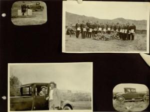[8 recto], Photograph Album of Sonora, California