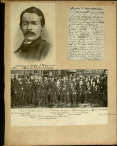 Page [1], Border War Mexican Revolution Pennsylvania Division, Camp Stewart, El Paso, Texas