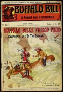 Front cover, Un Combat dans le Sacramento