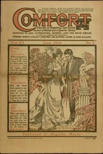 Comfort, v. XX, no. 8, June 1908
