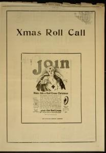 [11] p. Ardmore Chronicle - Volume XXIX, No. 61 [62 sic], December 14, 1918