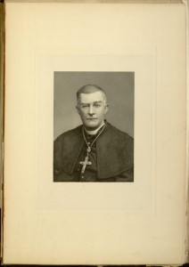 Plate, The Right Rev. Alfred A. Curtis, D.D., Bishop of Wilmington, Del.