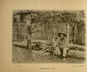 Plate (verso), Recuerdos de Filipinas : album-libro