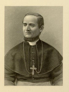 Plate, The Right Rev. Winand M. Wigger, D.D., Bishop of Newark, N.J.