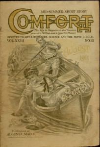 Front cover, Comfort, v. XXIII, no. 10, August 1911